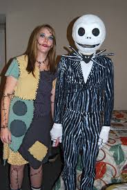 skellington sally costumes with pictures