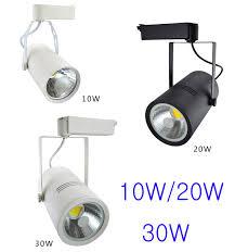 led lights for body shop aliexpress com buy ac90 260v led spot track light 30w led shop