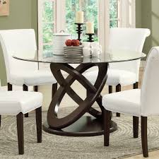 48 inch rectangular dining table monarch specialties 1749 rectangular dining table in dark espresso