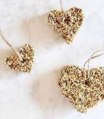 make a birdseed ornament jewelry textiles