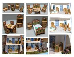 1 4 scale furniture karen cary u0027s miniatures quarter scale kits