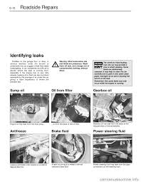 bmw 3 series 1989 e30 workshop manual