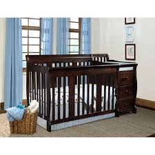 Changing Table Crib Cribs With Changing Table Tables Crib Combo Safety Target