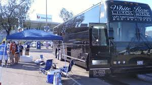 fan van party bus game party buses anaheim la san diego
