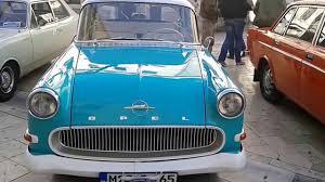 opel cars 1960 oldtimer opel olympia rekord youtube