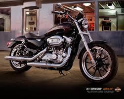 harley davidson harley davidson xl883l sportster superlow moto