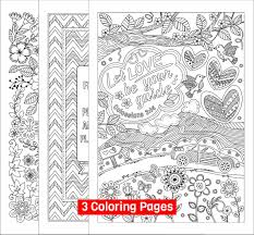 three bible coloring pages for grown ups colossians 3 14