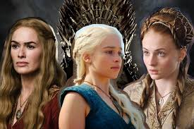 who is the blonde in the game of heroes commercial game of thrones braids and hair inspos from the female characters