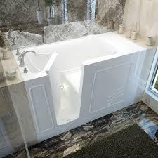 bathroom luxury bathroom decoration with walk in bathtub design