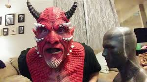 silicone mask halloween cfx silicone mask belial unboxed youtube