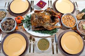 pic of thanksgiving dinner thanksgiving dinner in a box hello subscription