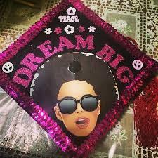 Cap Decorations For Graduation 40 Creative Graduation Caps Worth An A Plus