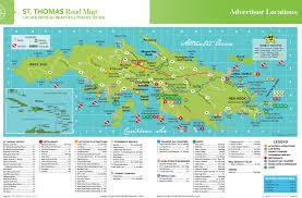 Chicago Botanic Garden Map by St Thomas Map Beautiful Saint Thomas Map Caribbean Thefoodtourist