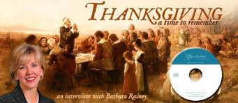 thanksgiving a time to remember with barbara rainey cd revive