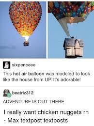 Balloon Memes - 25 best memes about hot air balloon hot air balloon memes