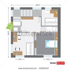 house floor plan layouts house layout stock images royalty free images vectors