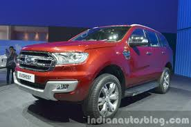 2015 ford everest ford endeavour 2015 bangkok live