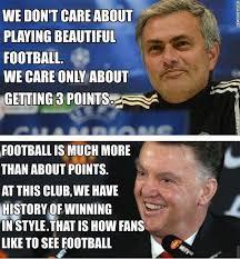 Mourinho Meme - soccer memes on twitter mourinho vs van gaal http t co j5gmnexjft