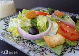 What Type Of Dressing Does Olive Garden Use Olive Garden Salad With Homemade Dressing