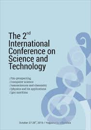the 2 nd international conference on science and technology pdf