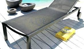 castorama chaise longue bain de soleil castorama 9n7ei com