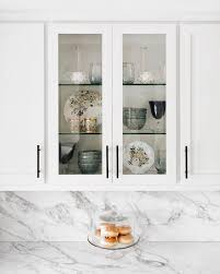 glass kitchen cupboard shelves styling our glass kitchen shelves my style diaries