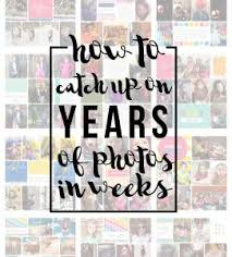 how to create a yearbook how to organize photos and get them your devices family
