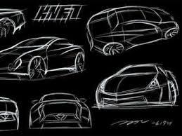 sketch basics car body design