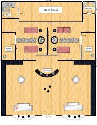 Shop Floor Plans 17 Best Clothing Boutique Floor Plans Images On Pinterest Store