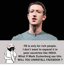Rich People Meme - fb is only for rich people i don t want to expand it in poor