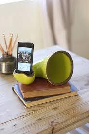 Cool Looking Speakers How Freaking Cute Is This Ceramic Smartphone Wireless Speaker