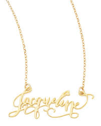 Personalized Disc Necklace Personalized Jewelry Bracelets Rings U0026 Charms At Neiman Marcus