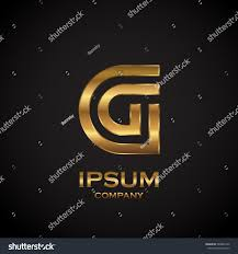 texture for logo letter g metallic texture3d glossy metal stock vector 586842722