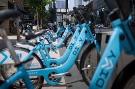 Divvy Map Chicago File Chicago Divvy Bike Sharing Clinton Madison 14581469364