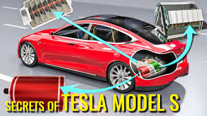 electric cars how does an electric car work tesla model s youtube