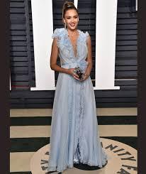Vanity Fair Oscar Party Jessica Alba Attends The 2017 Vanity Fair Oscar Party Vanity