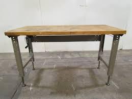 bench lyon work bench lyon industrial butcher block workbench lyon industrial butcher block workbench lift table x lyon work bench full size