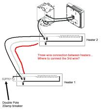 baseboard heater wiring schematic tamahuproject org