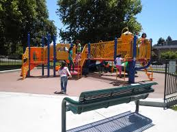 recycling scrap rubber tires into playground surfaces mulch and