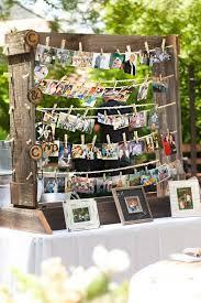 Backyard Photography Ideas 30 Wedding Photo Display Ideas You U0027ll Want To Try Immediately