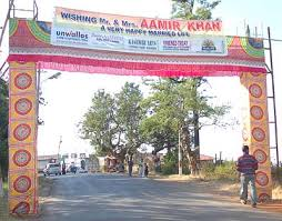 Aamir Khan Home Guests Arrive At Aamir U0027s Wedding 164586 Bollywood News