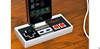 diy charging dock rock dock iphone charging dock is handmade looks cute ubergizmo
