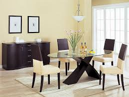Small Glass Dining Room Tables Small Dining Room Mini Igfusa Org