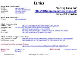 Xbmc Wohnzimmer Pc Raspberry Pi Als Htpc Mit Xbmc Martin Strohmayer Grazer Linuxtage