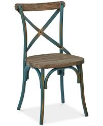 X Back Bistro Chair Dining Chairs Everything Turquoise