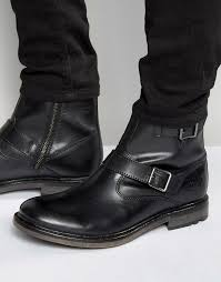 leather biker boots base london zinc leather biker boots where to buy how to wear