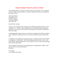 cover letter via email ideas of thank you letter after phone via email for your