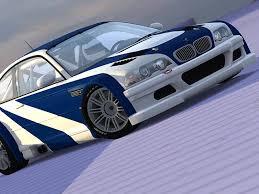 bmw m3 gtr e46 trackmania carpark 3d models bmw m3 gtr e46