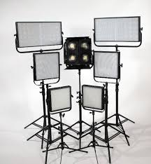 light rentals 1x1 dimmable bi color led light panels battery and ac led