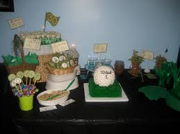 husband birthday decoration ideas at home interior design awesome golf themed birthday party decorations